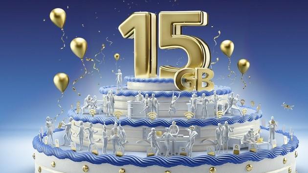 15 GB für 30 Euro: O2 bietet Sondertarif zum 15.Geburtstag an