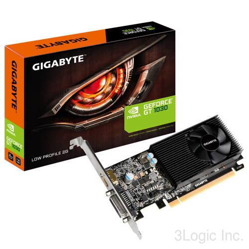 Gigabyte GeForce GT 1030 Low Profile