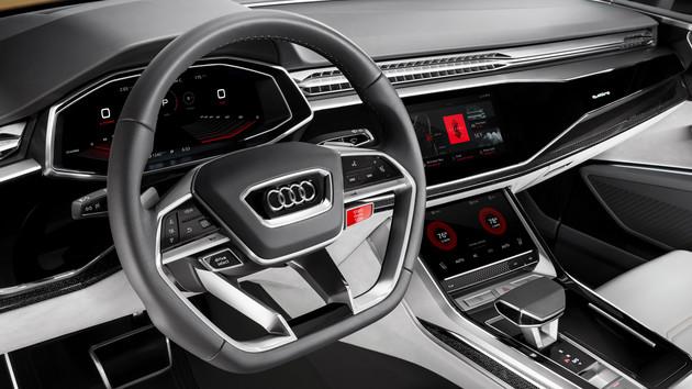 Audi und Volvo: Android als vollständiges Pkw-Betriebssystem zur I/O