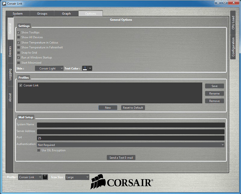 Corsair Link