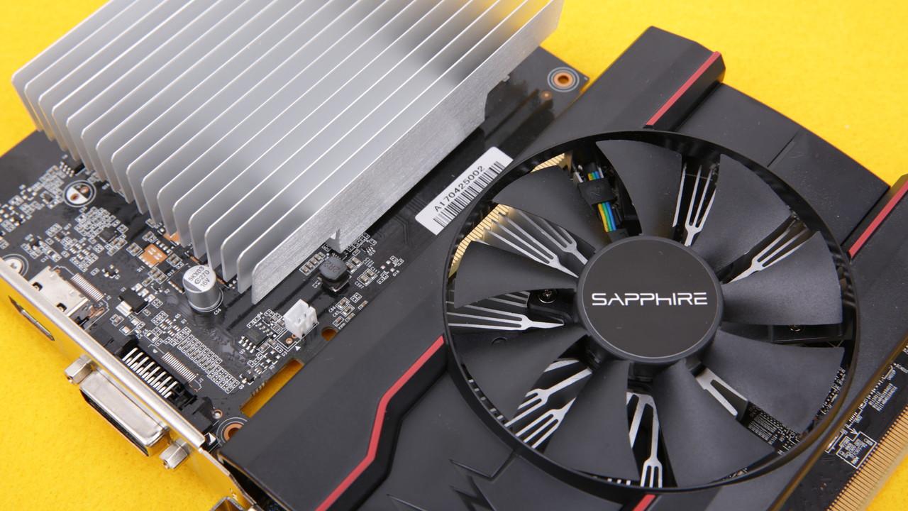 RX 550 und GT 1030 im Test: GPUs für Dota 2 oder Overwatch und UHD-YouTube