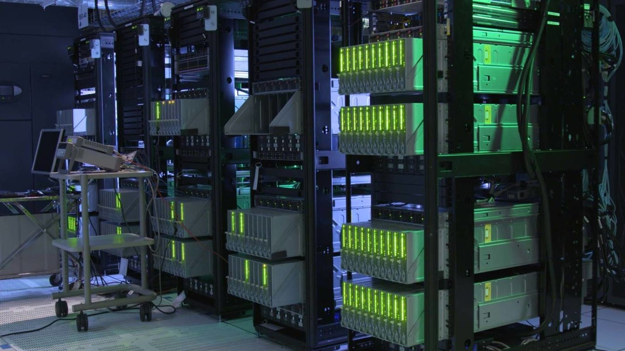 The Machine: HPEs nächster Prototyp hat 160 TByte Arbeitsspeicher