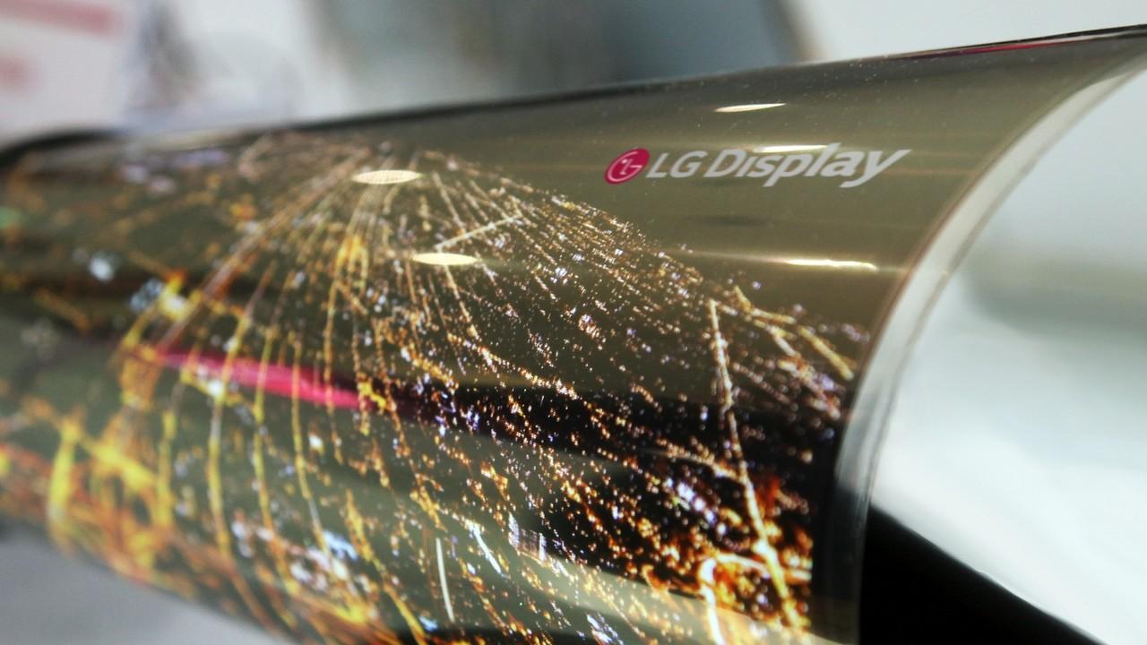 LG: V30 und G7 sollen mit OLED-Display ausgerüstet werden