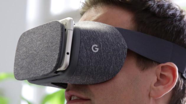 Google: Standalone-VR-Headset könnte zur I/O gezeigt werden