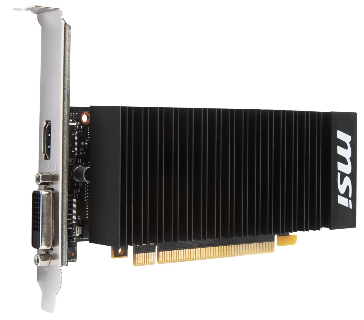 MSI GeForce GT 1030 2GH LP OCV1