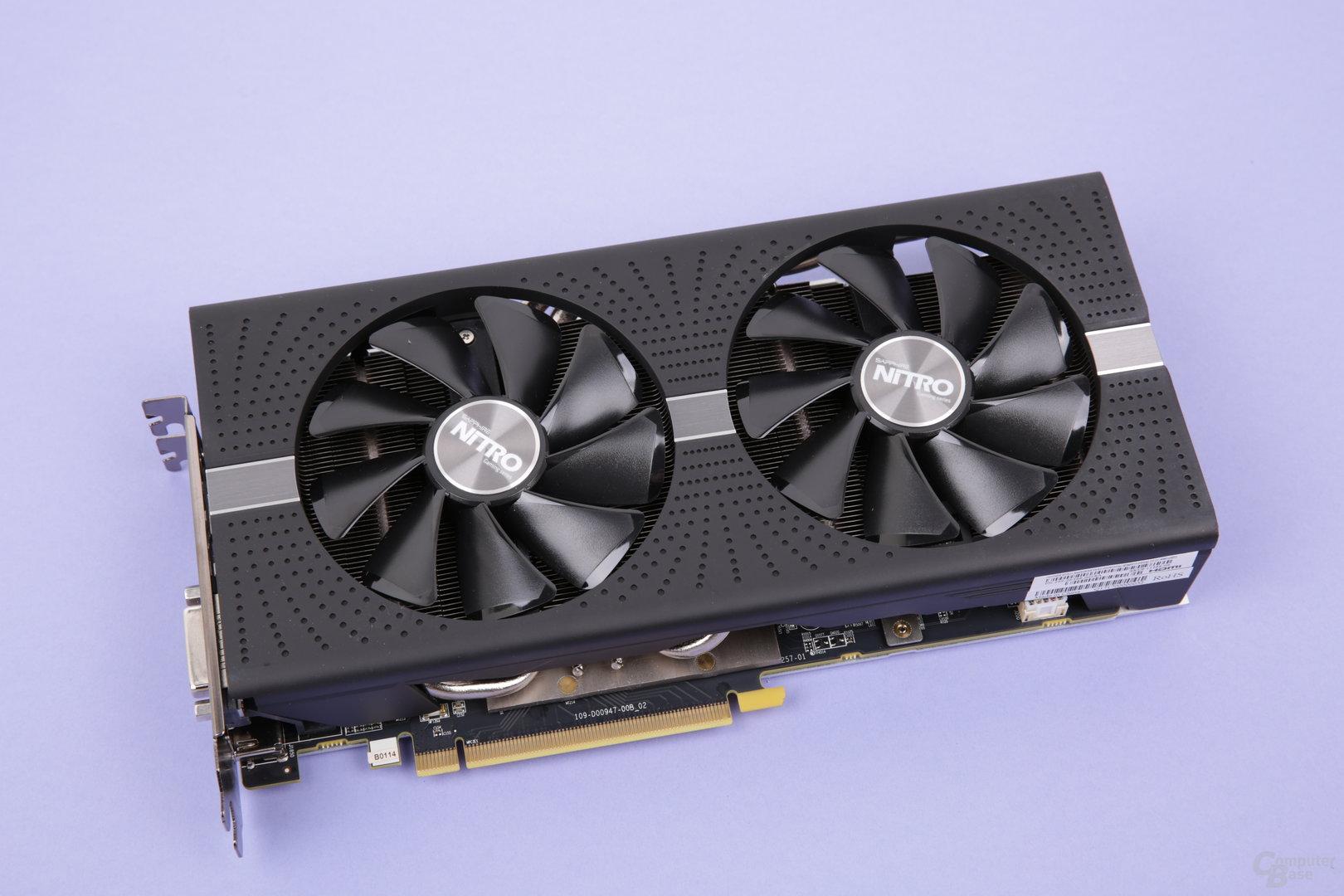Sapphire Radeon RX 570 Nitro+
