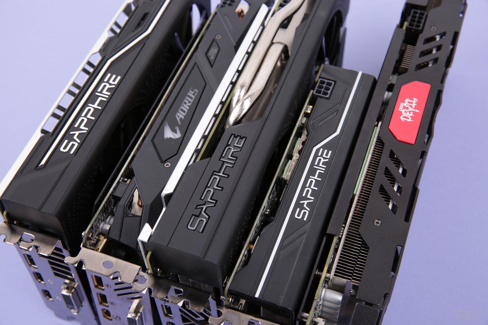 Radeon RX 570 im Test