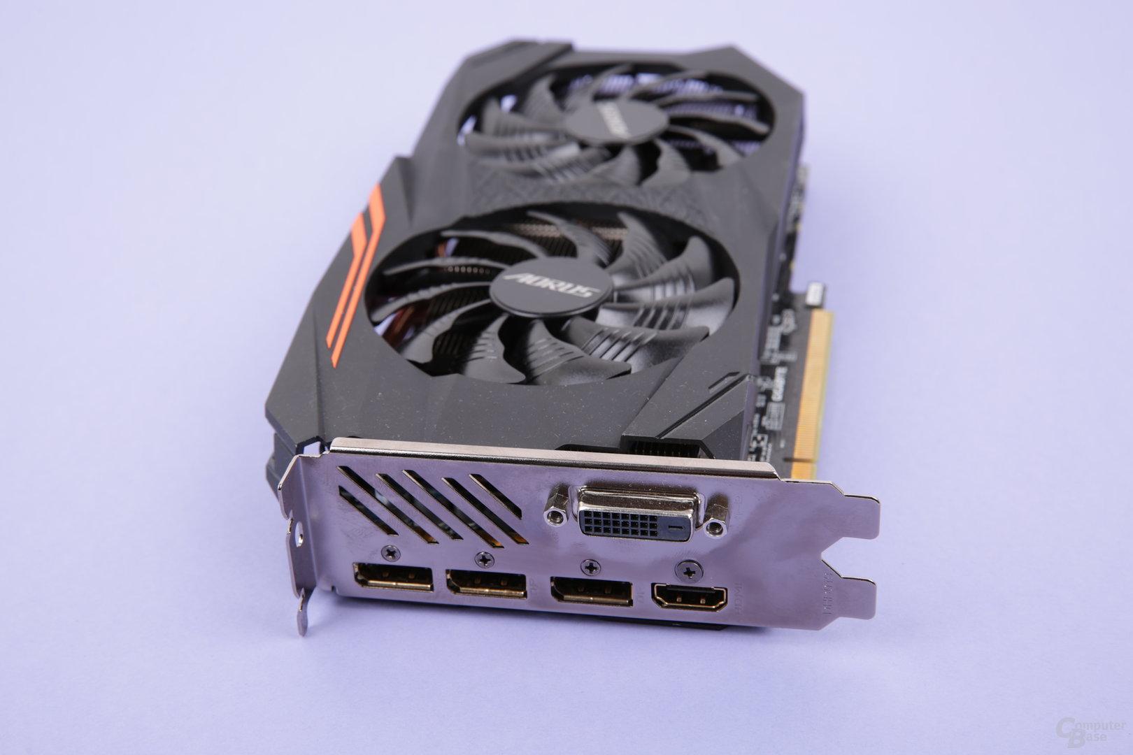 Gigabyte Radeon RX 570 Aorus