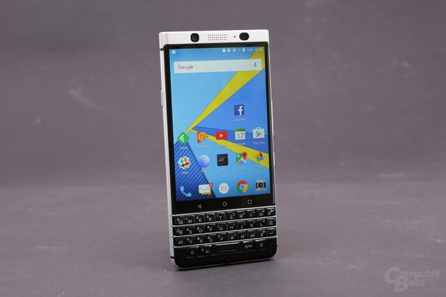 Fazit: BlackBerry baut ein sehr gutes Smartphone für seine Zielgruppe
