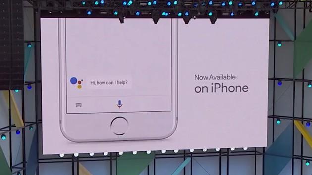 Jetzt verfügbar: Google Assistant für iOS veröffentlicht