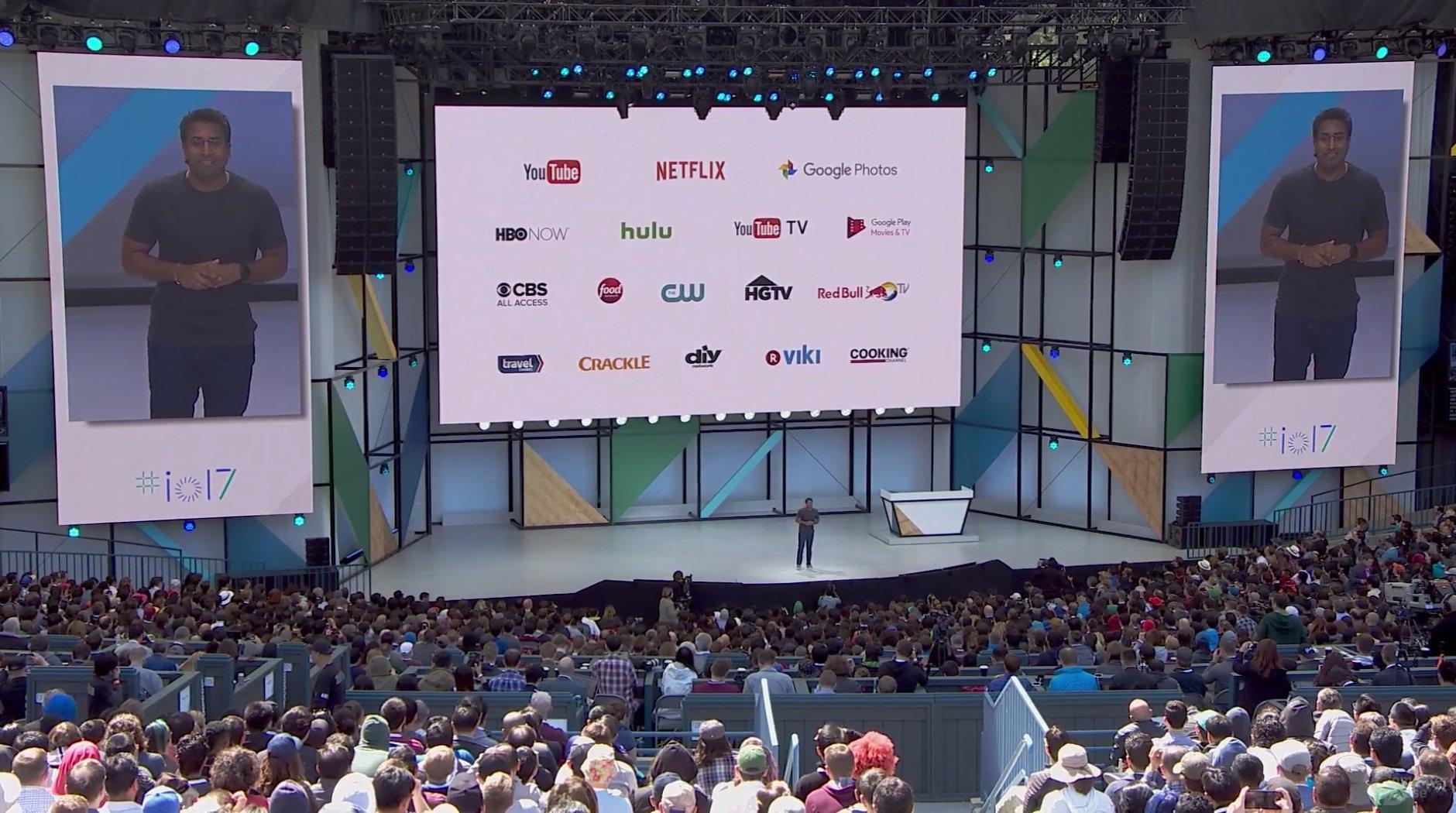Neue Dienste auf Google Home