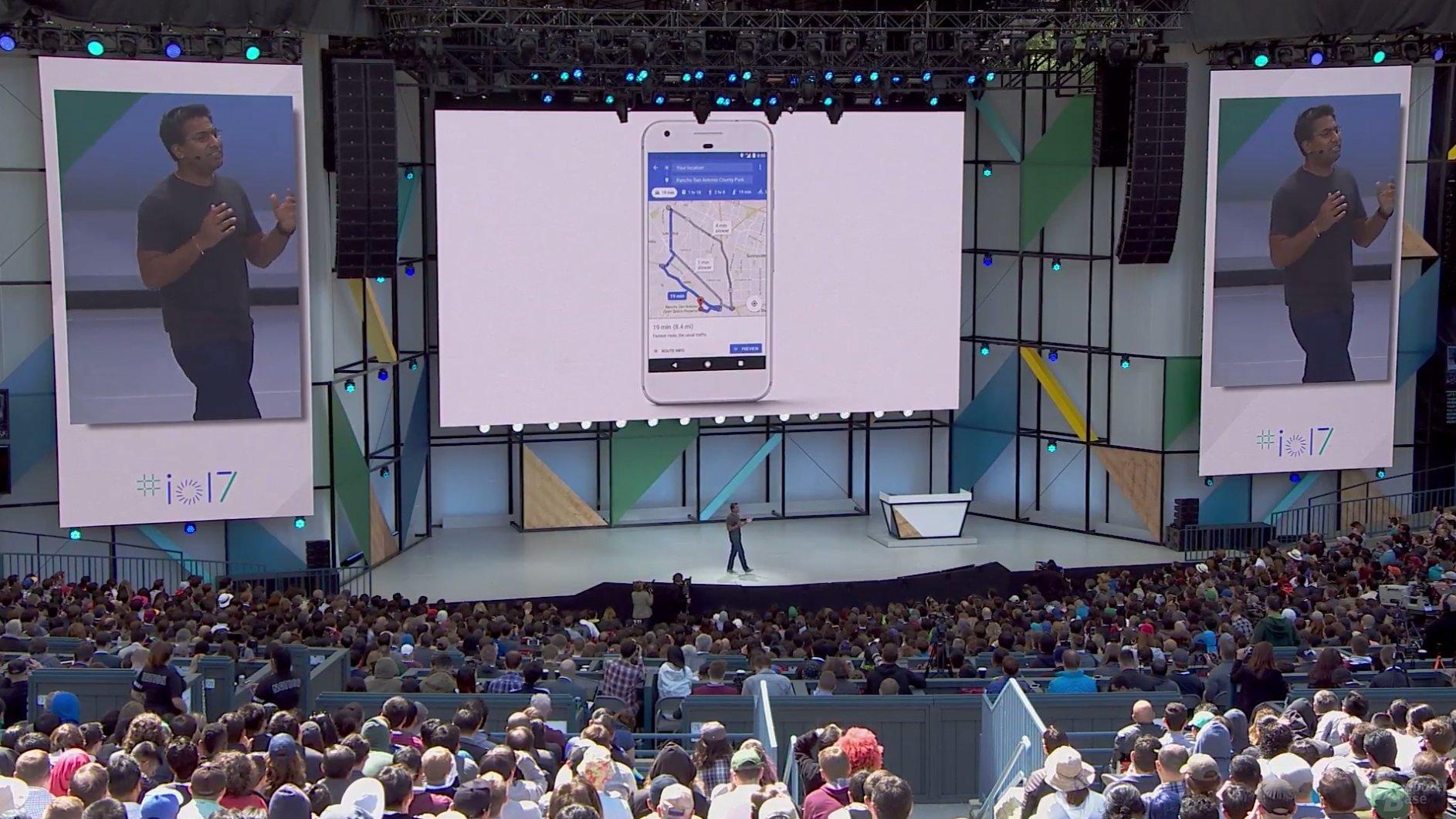 Visuelles Feedback auf dem Smartphones