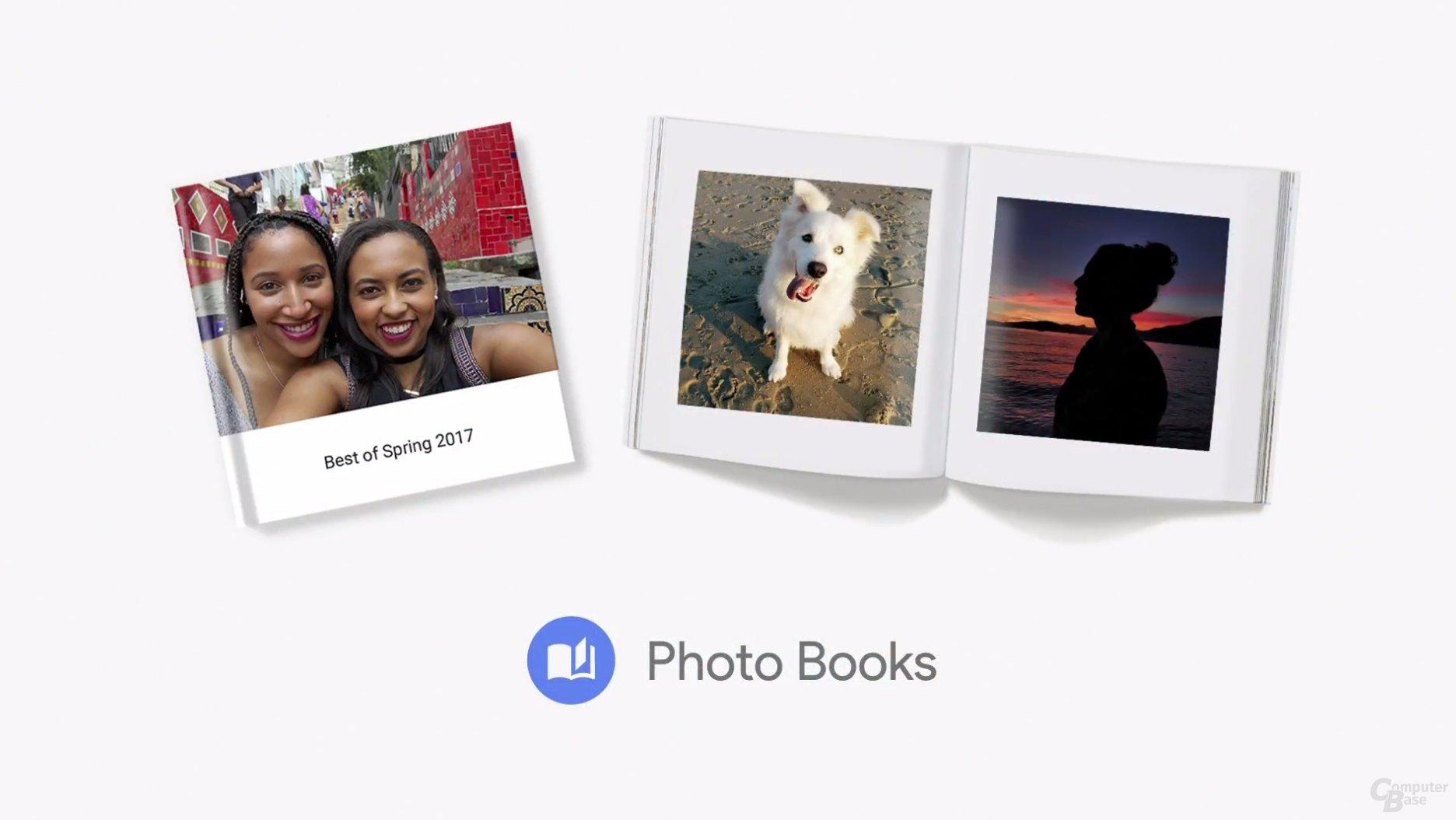 Google Photos ist ein neuer Druckdienst von Google