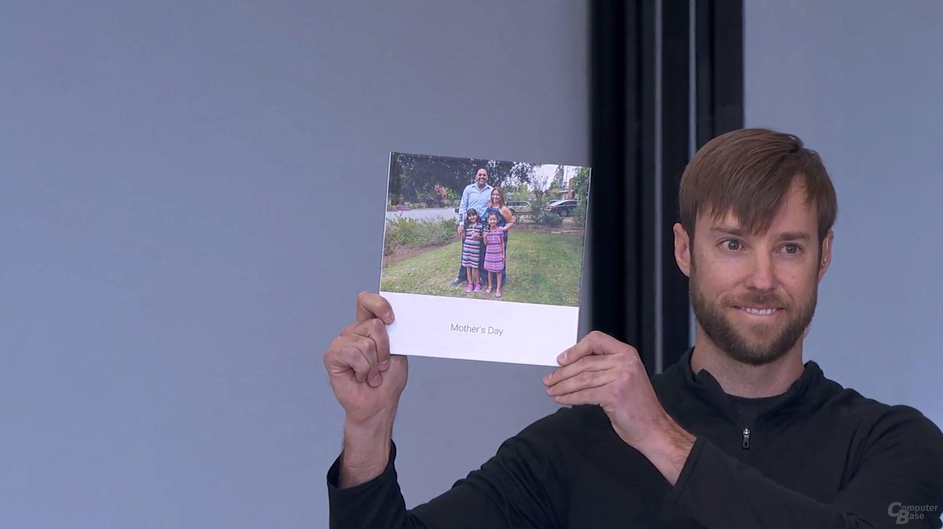 So sieht ein Buch von Photo Books aus
