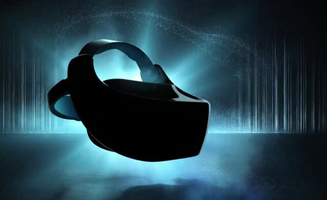 Autarke VR-Brille mit Google Daydream und Worldsense von Vive