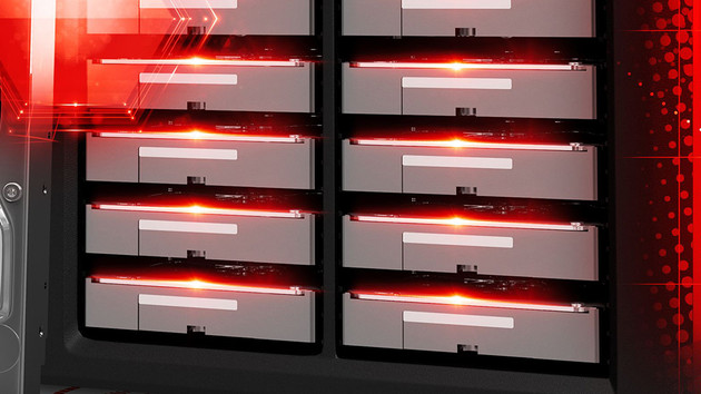 NAS-Festplatten: WD Red und WD Red Pro auf 10 TByte aufgestockt