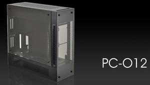 Lian Li PC-O12: Unkonventionelles Innenleben für 450 Euro