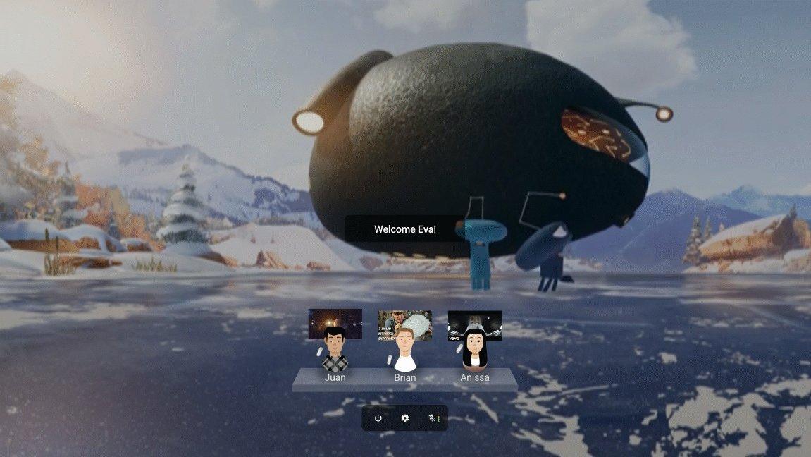 YouTube-Videos gemeinsam in VR gucken