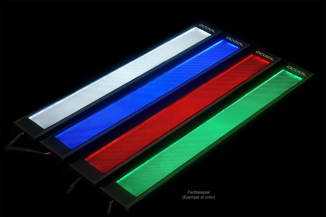 Alphacool Eislicht: Farbauswahl