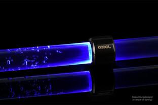Alphacool Aurora Hardtube (blau)