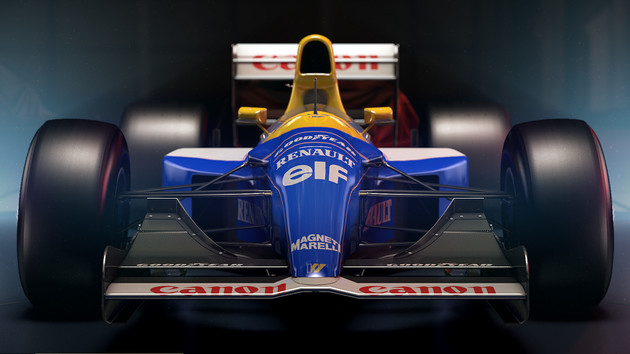 F1 2017: Neuauflage bringt alte Rennboliden zurück