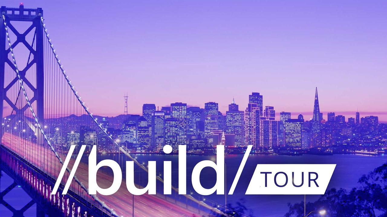 Entwicklerkonferenz(en): Microsoft Build Tour 2017 im Juni an acht Standorten