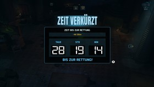 Countdown zur Rettung?