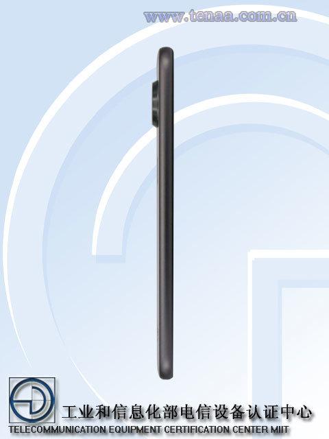 Renderbild des Moto Z2 Play