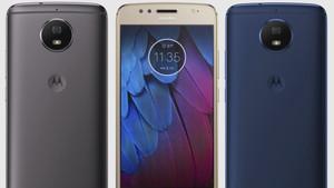 Lenovo Moto G5S: Smartphone mit Facelift aus Metall zeigt sich