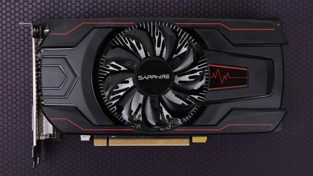 AMD Radeon RX 560 im Test: Mit mehr Rohleistung gegen Nvidias GeForce GTX 1050