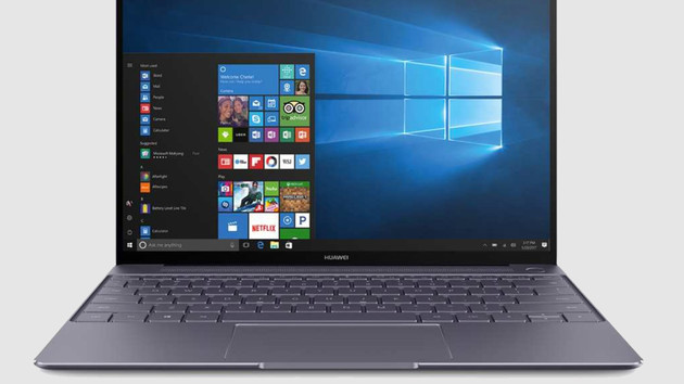 MateBook X: Huaweis 3:2-Notebook mit 15-Watt-CPU ist passiv gekühlt