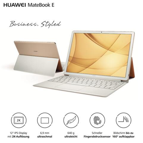Das neue Huawei MateBook E