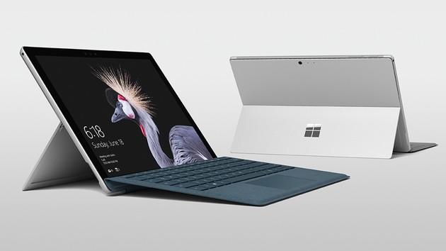 Microsoft: Surface Pro mit passivem Corei5 und LTE als Option
