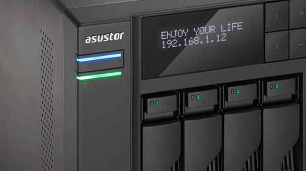 Asustor AS7004T-i5: 4-Bay-NAS wird mit Core i5 und 8 GByte RAM aufgebohrt