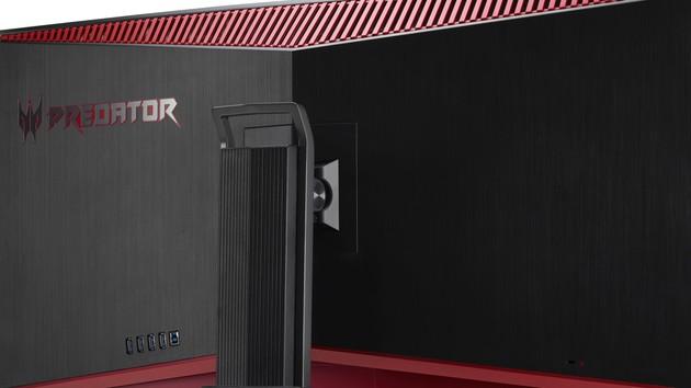 """Acer Predator Z35P: 35""""-Monitor mit UWQHD, 100 Hz und G-Sync für 1.100 Euro"""
