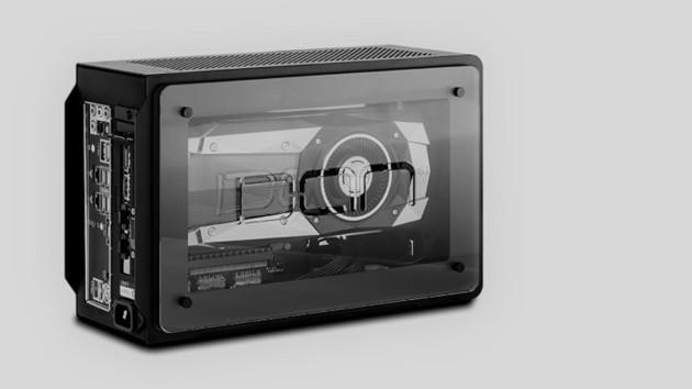 DAN A4 SFX v2: Kleinstgehäuse verbessert erneut auf Kickstarter