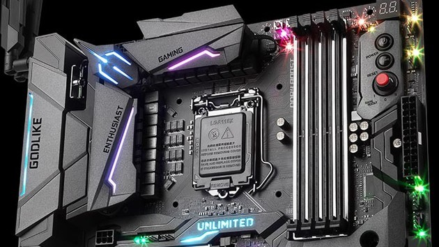 MSI Z270 Godlike Gaming: 3× LAN, 3× M.2 & ASM3142 beim Mainboard-Flaggschiff