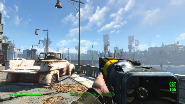 Fallout 4: Dieses Wochenende kostenlos spielen!