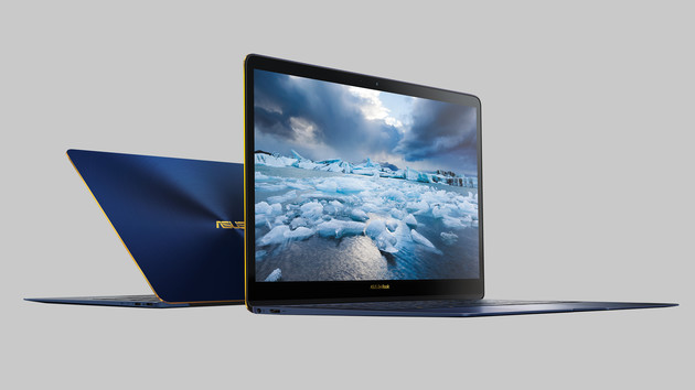 Asus ZenBook 3 Deluxe: Zum Marktstart nur in Royal Blue ab 1.699 Euro