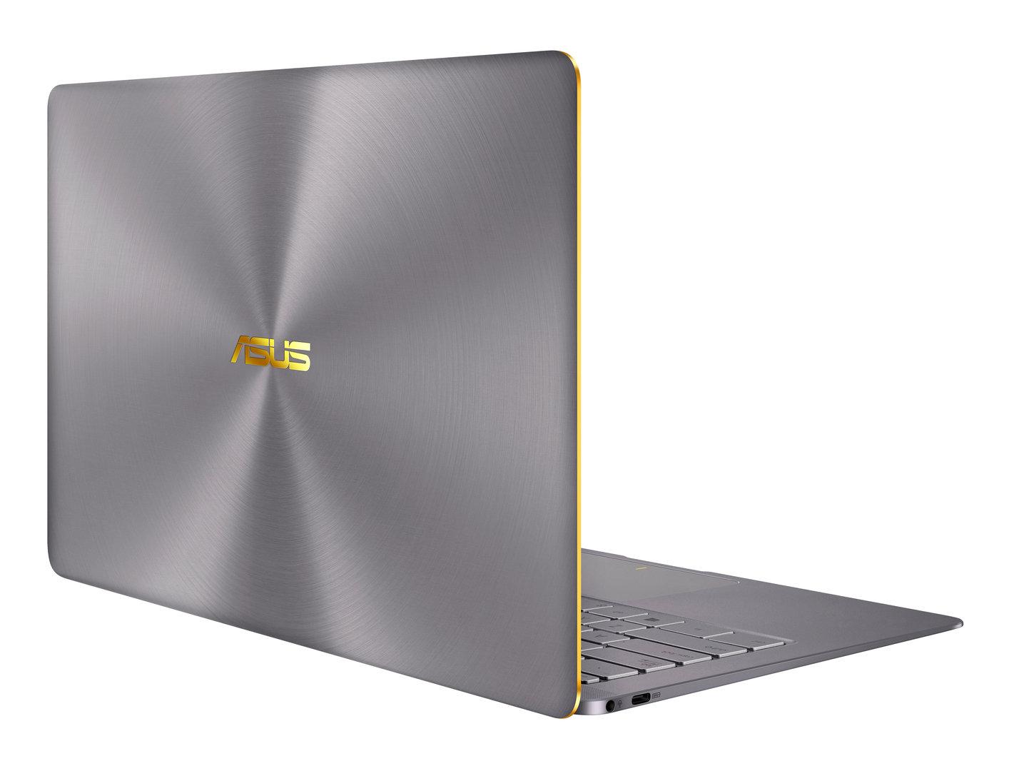 Asus Zenbook 3 Deluxe Quartz Grey