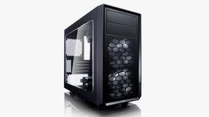 Fractal Design Focus G (Mini): Budget-Gehäuse mit Mesh & Fenster in zwei Größen