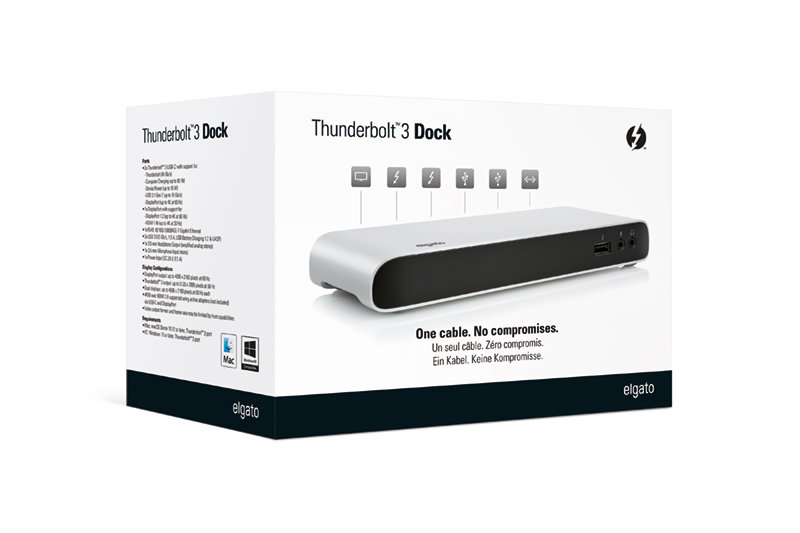 Elgato Thunderbolt 3 Dock