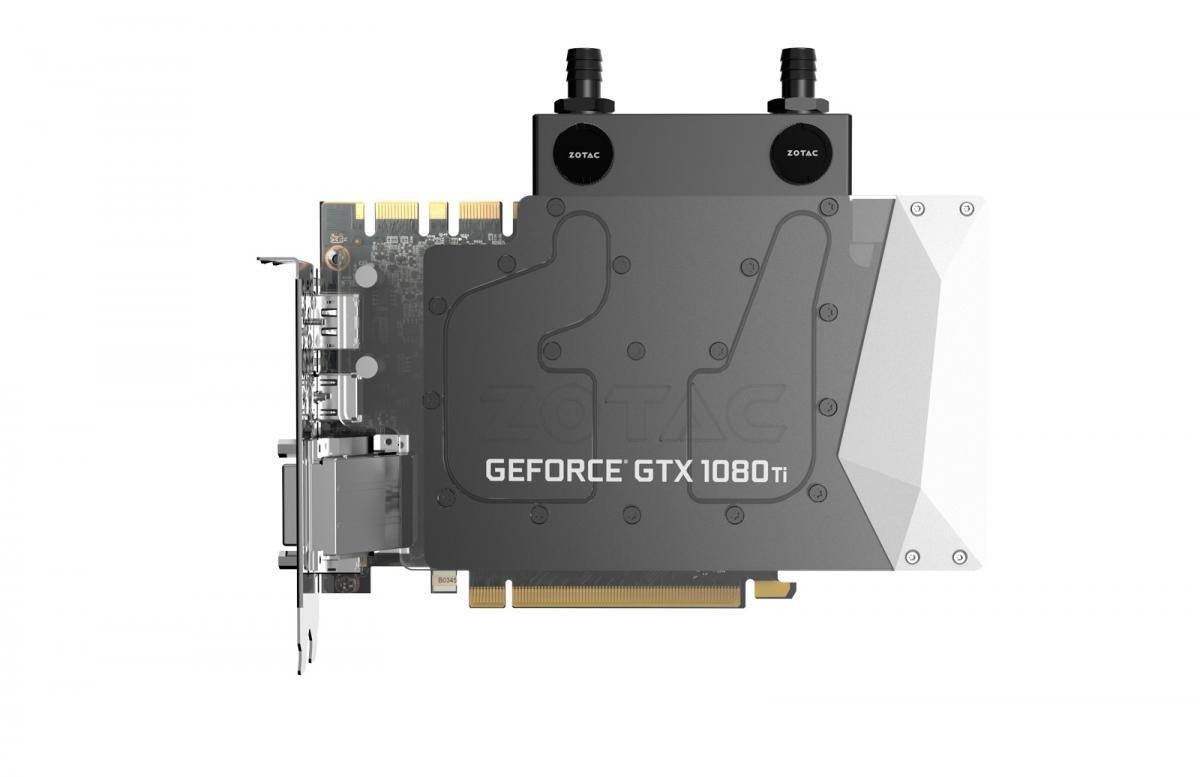 Zotac GTX 1080 Ti Mini ArcticStorm