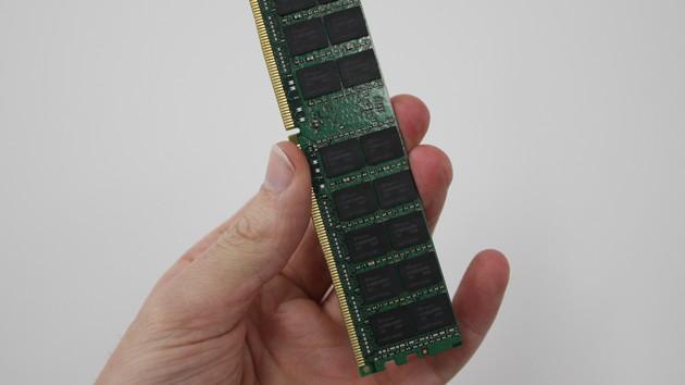 Intel Skylake-SP: Crucial bringt 128-GByte-LRDIMM mit 2.666 MHz
