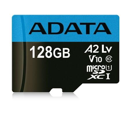 microSD-Karte mit A2-Label