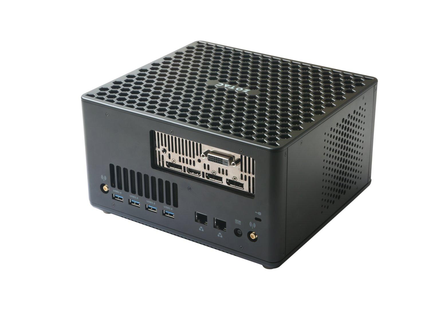 Zotac Zbox Magnus EK1060 mit Intel Core i7