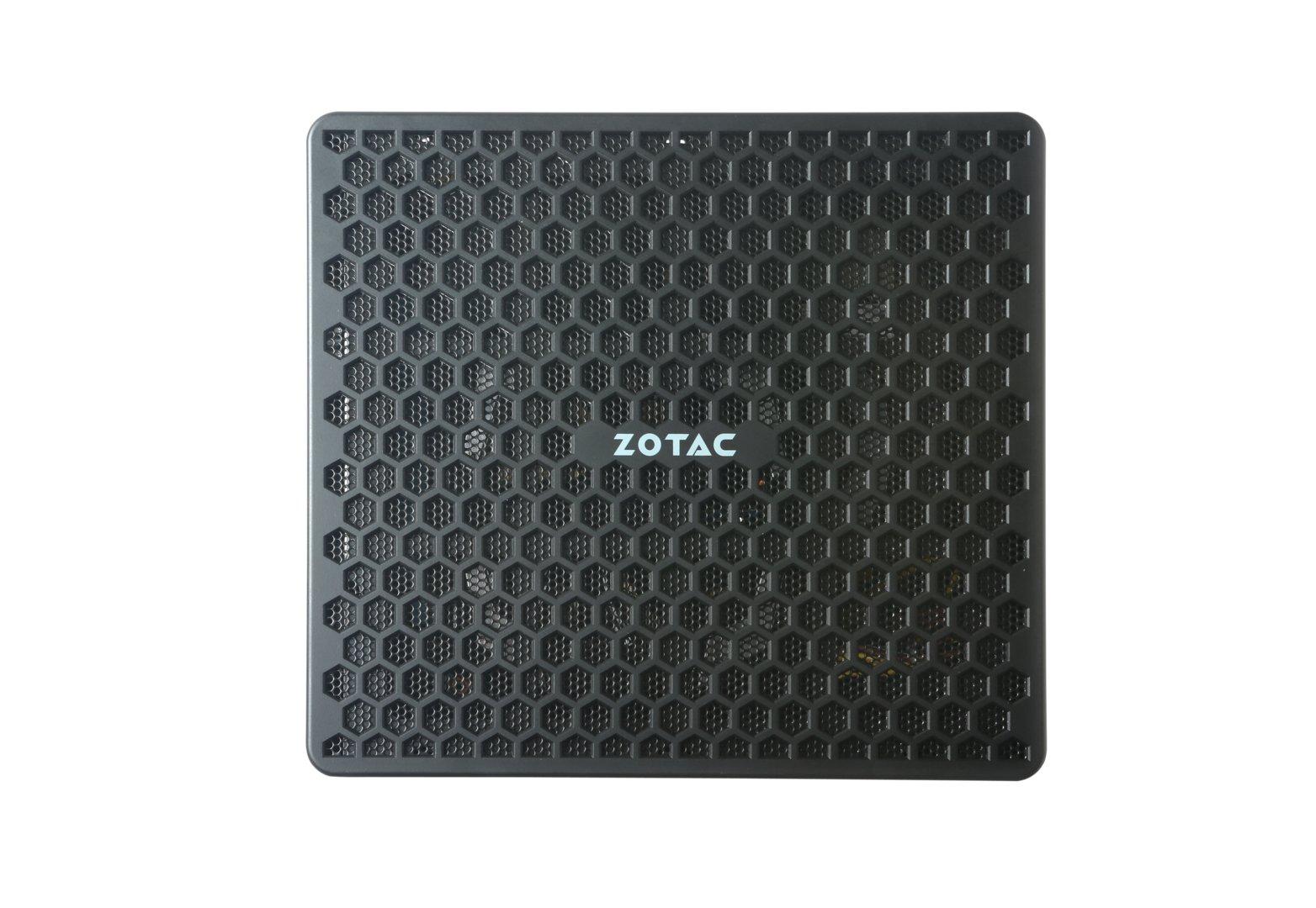 Zotac Zbox Magnus ER1070 mit AMD Ryzen