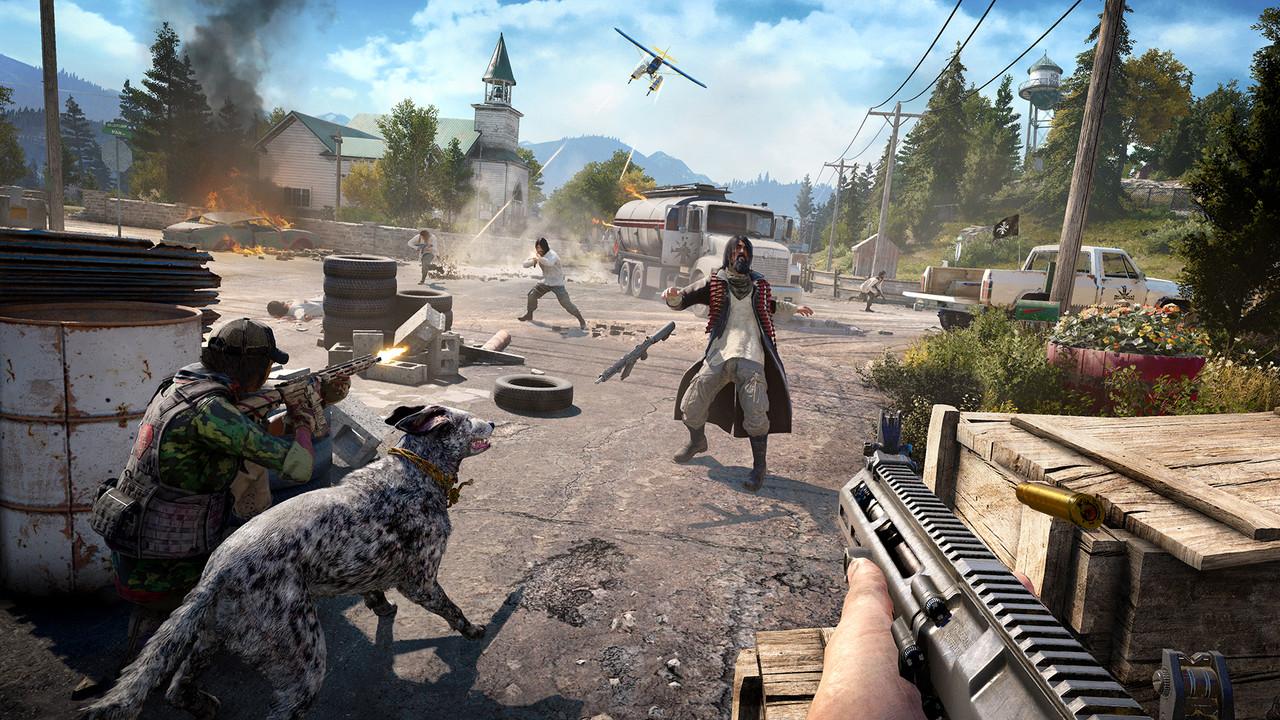Far Cry 5: Release-Trailer und -Datum veröffentlicht