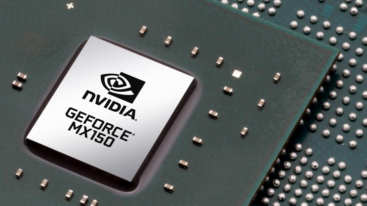 Nvidia: GeForce MX 150 ist die GT 1030 für Notebooks