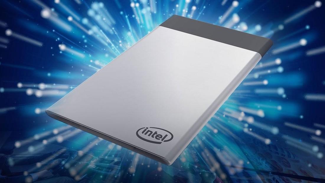 Intel Compute Card: Kreditkarten-PC mit Celeron, Pentium, Corem3 oder Core i5